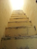 Stairs to Tika Ram Temple's Roof