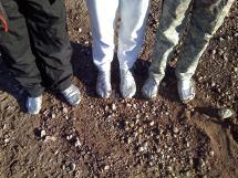 Unofficial Boy Scout Minimal Footwear Unshoes