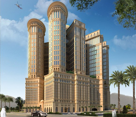 Saudi-Arab-Is-Building-World's-Largest-Hotel-In-Mecca-4