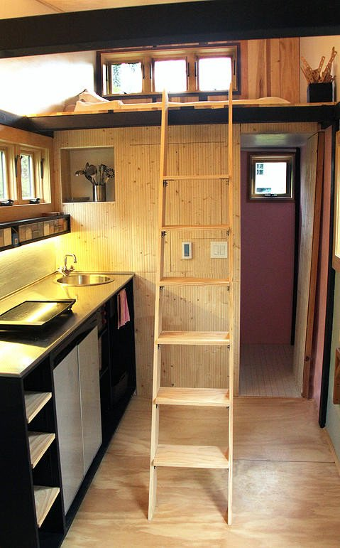 Tiny House With An Amazing Interior And Can Be Yours For $48K