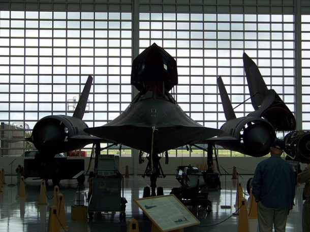 20 Incredible Facts About SR-71 Blackbird