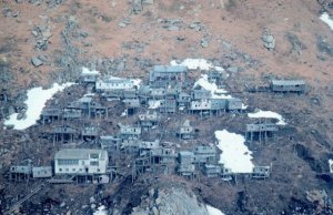 Creepy Abandoned Ghost Town In Bering Sea