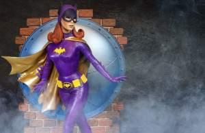 Tweeterhead's Lovely Batgirl '66 Maquette