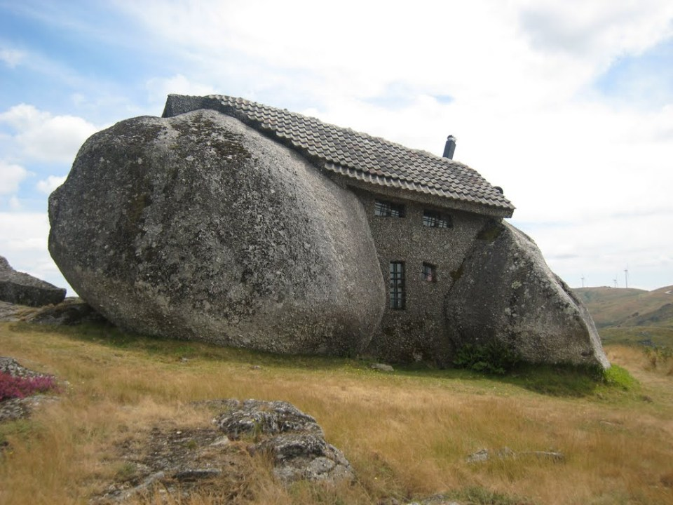 The House of Stone