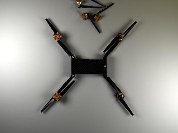 Drone That Can Fit In Your Pocket