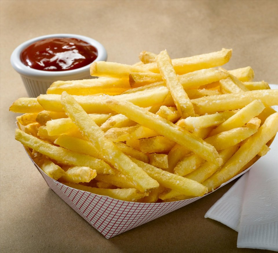 Never Throw Out Leftover Fries Again With This Amazing Trick