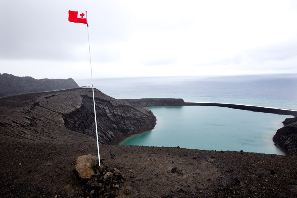 Only 10 People Have Walked on Earth's Newest Island