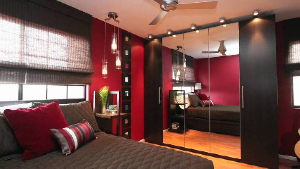 Design ideas for the bedroom of tomorrow