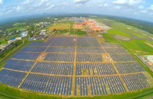 This Indian Airport is Completely Powered by Solar Energy