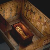 King Tut's Tomb Reveals Hints of Hidden Chambers