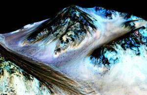 NASA Confirms Liquid Water Flows on Mars