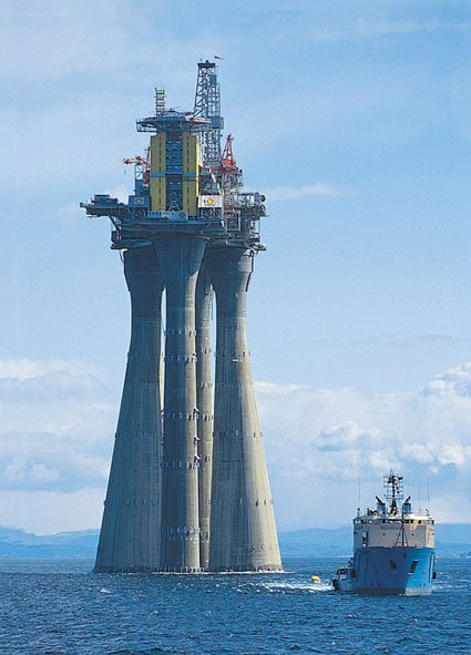 Tallest Structure Ever To Be Moved