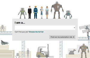 This Calculator Tells You When Robots Will Potentially Take Over Your Job