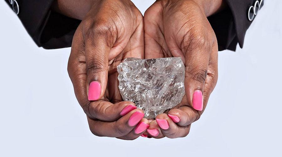 World's Biggest Diamond