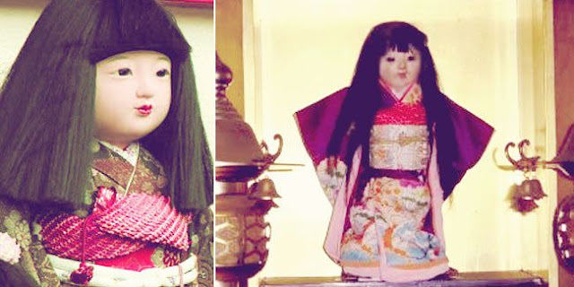 Haunted Doll of Hakkaido