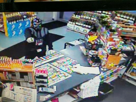 Darth Vader Attempts To Rob Store in Florida