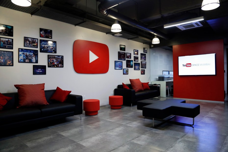 YouTube Space opens in Mumbai