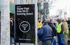 New York is Getting Public Gigabit Wi-Fi