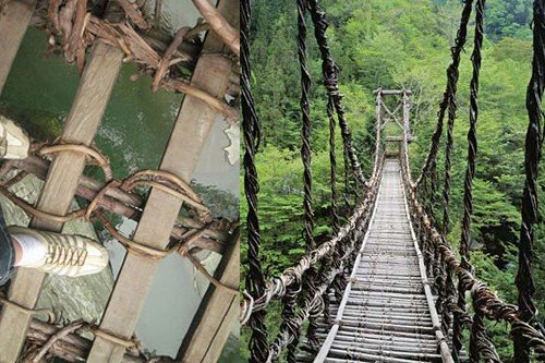 Dangerous Bridges Around The World (8)
