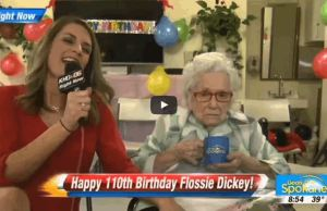 The Most Awkward Interview With A 110 Year Old Granny