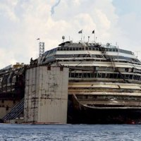 Costa Concordia Cruise Ship's After Sinking Photos Are Scary As Hell