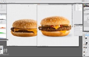 Mcdonald's Advertising Photoshoot