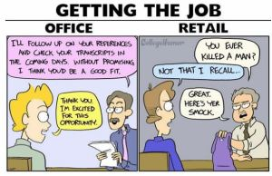 Office Job
