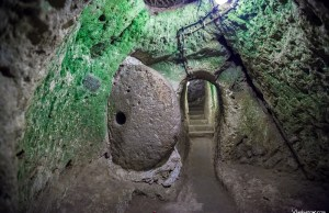 Ancient Underground City
