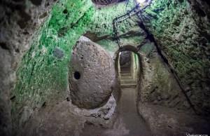 Ancient Underground City