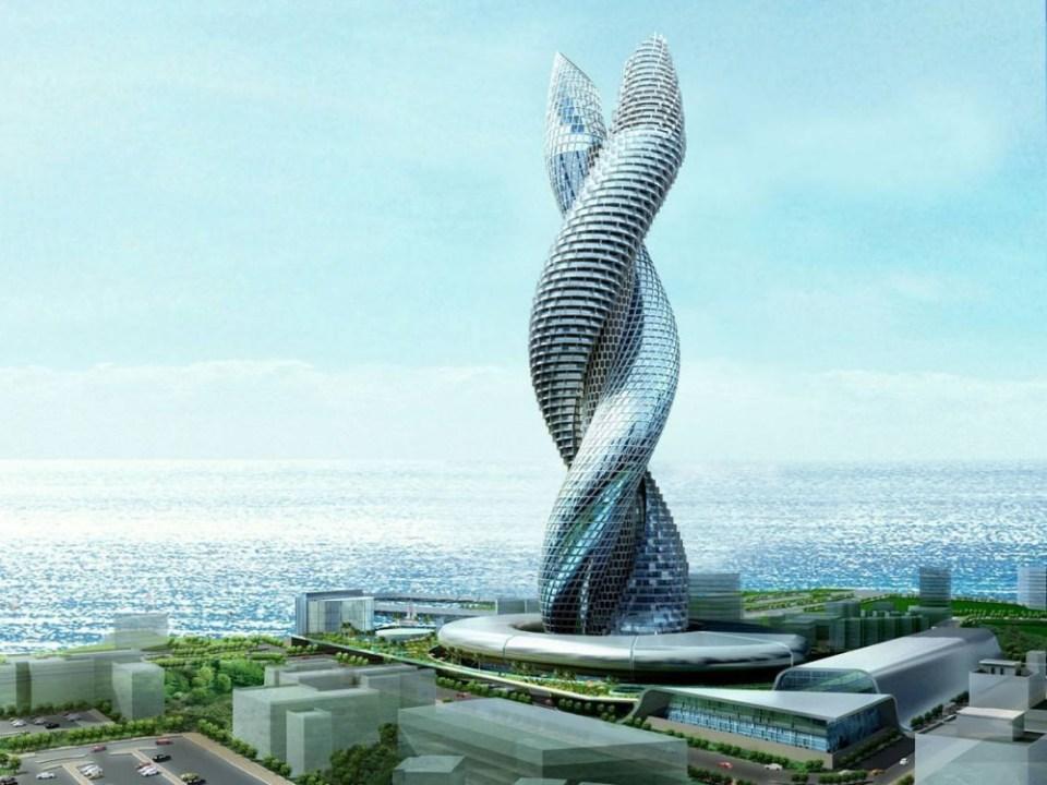 The Cobra Towers