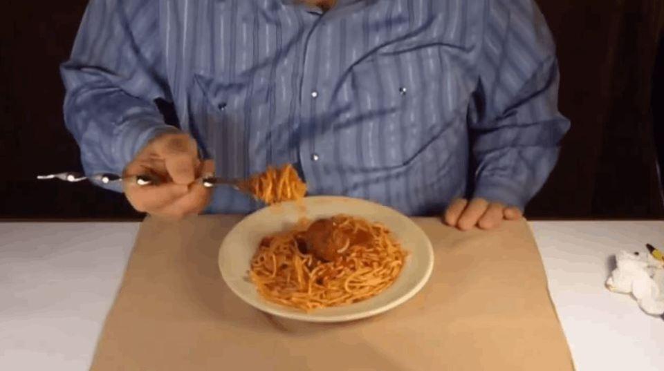 Pasta Fork