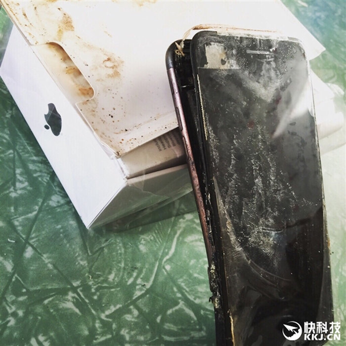 iPhone 7 is Also Exploding Now