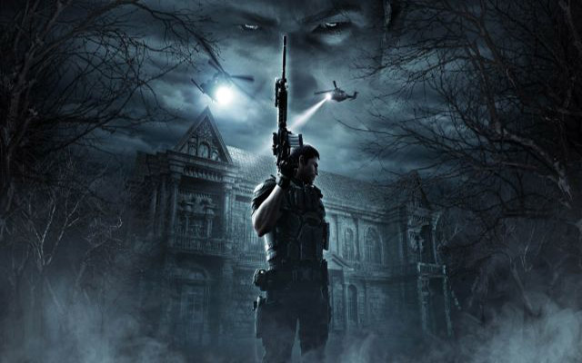 CG Resident Evil Movie