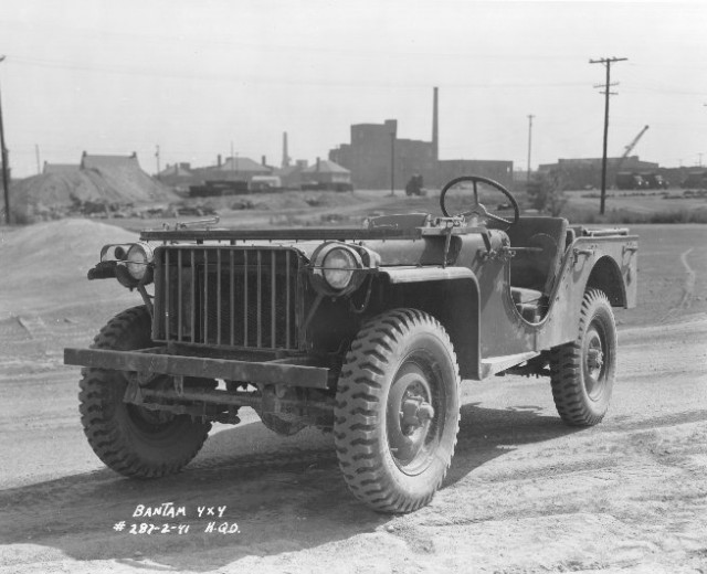 10 US & UK Military Vehicles That Helped the Allies Win WWII