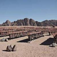 'End Of The World Cinema' Built In The Middle Of The Egyptian Desert