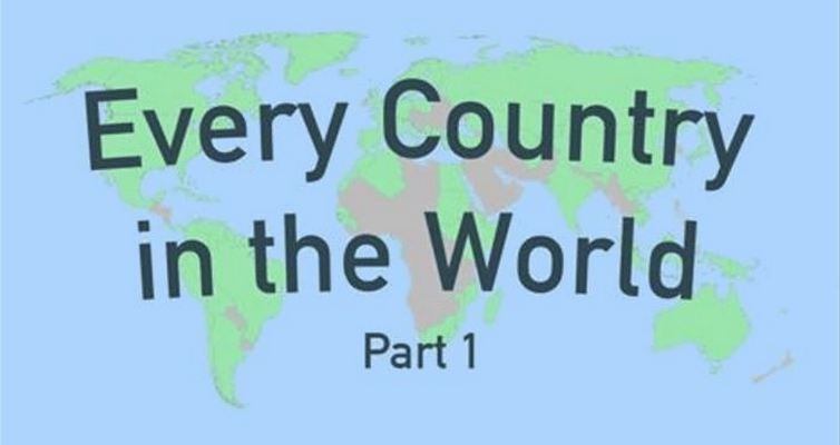 Interesting Facts About Every Country in the World