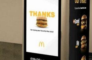 ATM Free Big Macs
