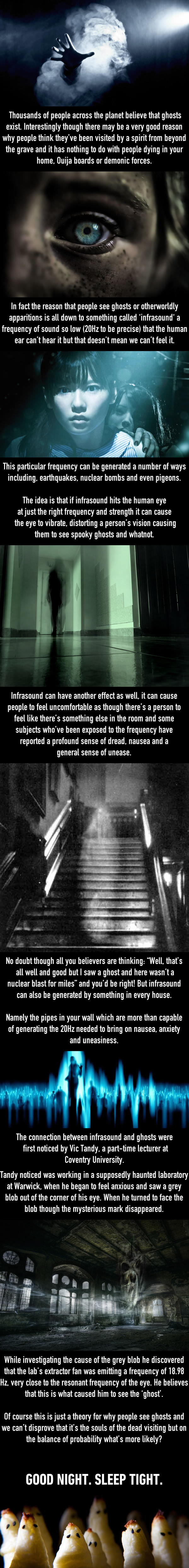 Explanation For Ghosts