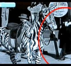 Charlie Chaplin Movie's Cell Phone