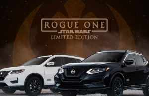Nissan Rogue One Car