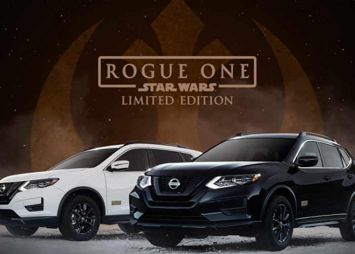 Nissan Rogue One Car