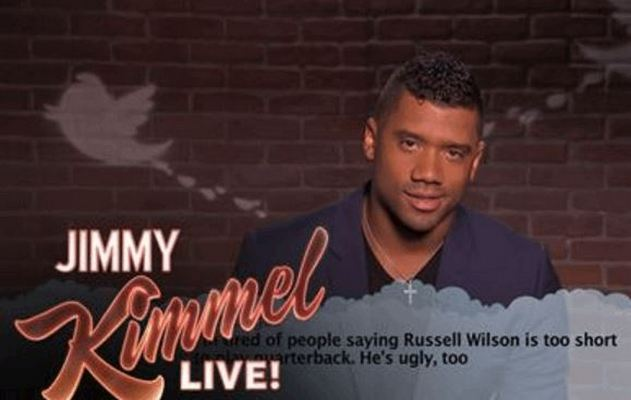 NFL Football Players Read Mean Tweets
