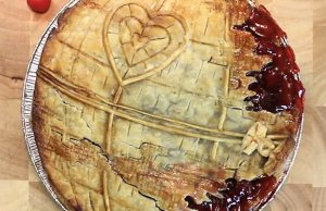 Death Star Pie