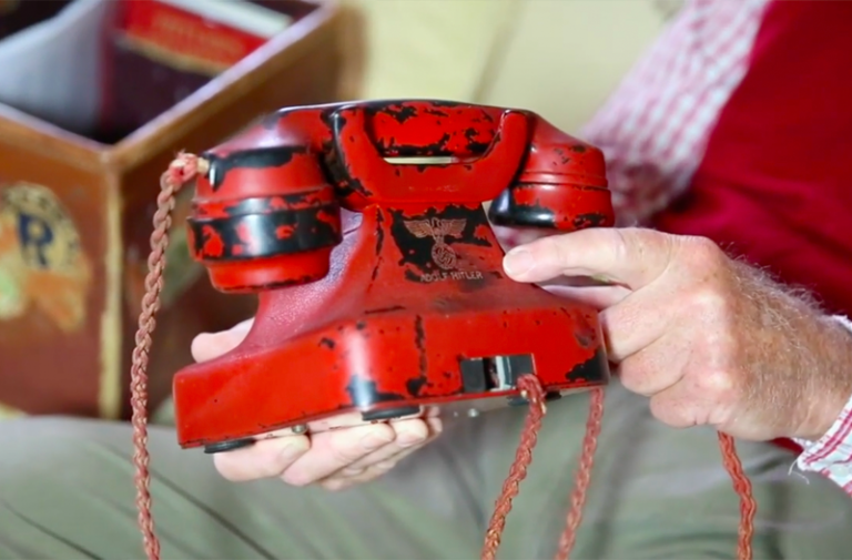 Hitler's Personal Phone