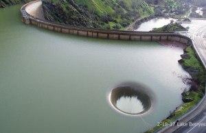 Lake Berryessa Glory Hole Spillway