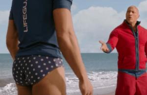 Zac Efron's Butt