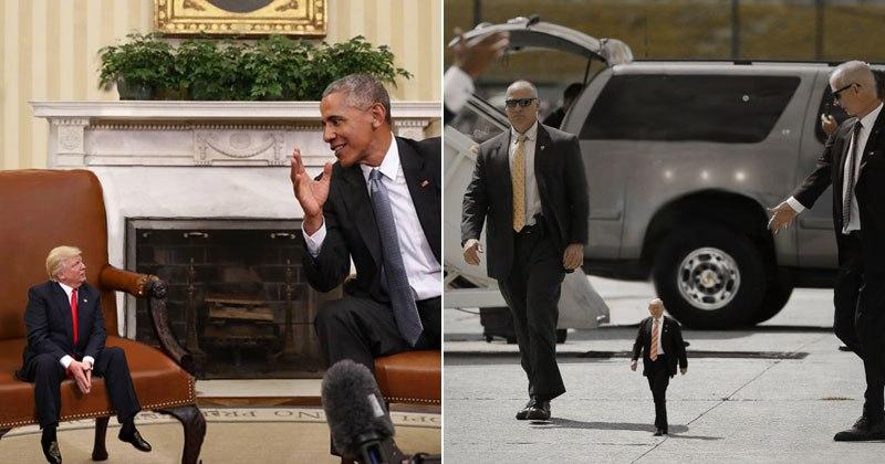 Tiny Trump