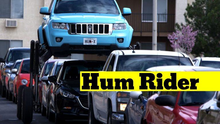 Hum Rider SUV