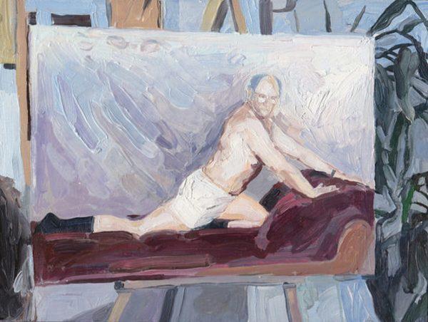 Seinfeld Oil Paintings