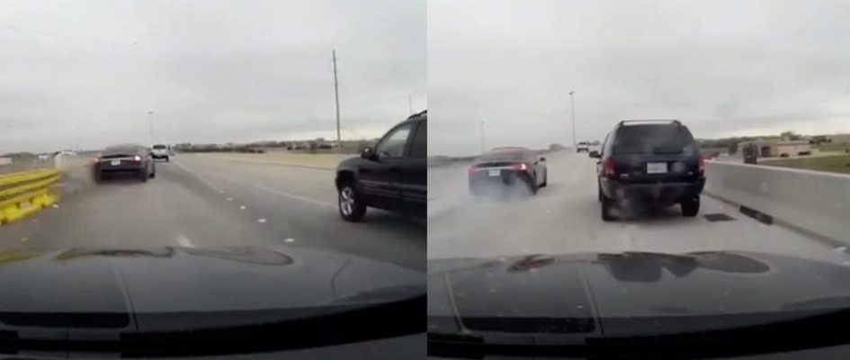 Tesla Autopilot Crash